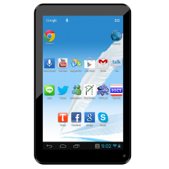 "Ze-Booc Page 703 7"" 4GB Tablet PC"