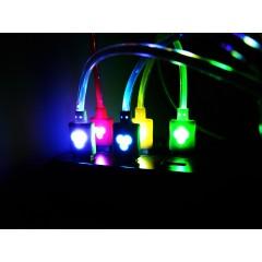 USB Rainbow IPhone 4