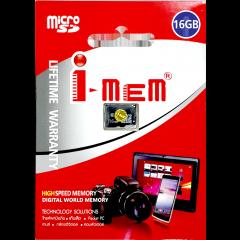 T-FLASH I-MEM 16 GB