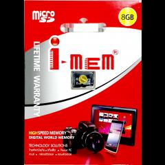 T-FLASH I-MEM 8 GB