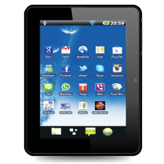 "Ze-Booc Page 738 7"" 4GB Tablet PC"